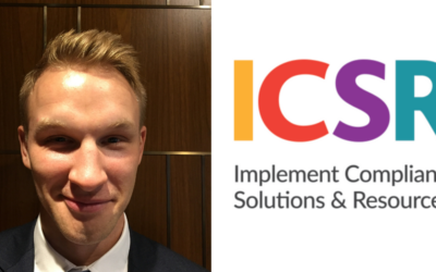 ICSR expands team with appointment of Craig Umbleja as Senior Consultant