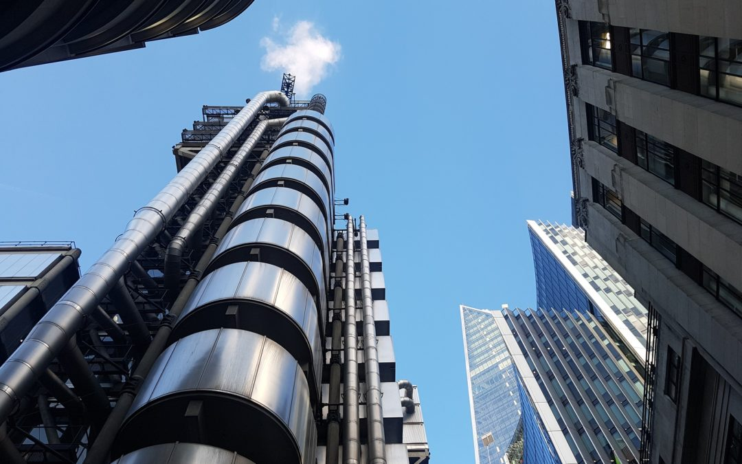 ICSR Takes New Office In Lloyd's Building
